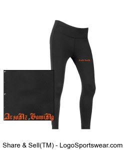womens ArsoNz GamiNg Leggings Design Zoom