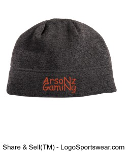 ArsoNz GamiNg Beanie Design Zoom